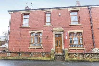 3 Bedrooms End Of Terrace House for sale in St. Aidans Avenue, Blackburn, Lancashire