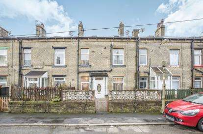 3 Bedrooms Terraced House for sale in Roseberry Terrace, Halifax, West Yorkshire