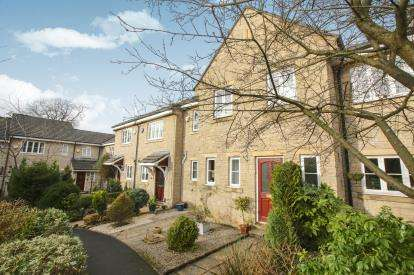 3 Bedrooms Terraced House for sale in Waters Edge, Marple Bridge, Stockport, Cheshire