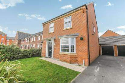 4 Bedrooms Detached House for sale in Ventura Drive, Great Sankey, Warrington, Cheshire