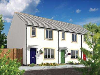 3 Bedrooms Semi Detached House for sale in Dunmere Road, Bodmin