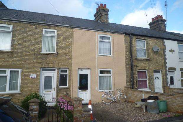 3 Bedrooms Terraced House for sale in Huntingdon Road, Chatteris, PE16