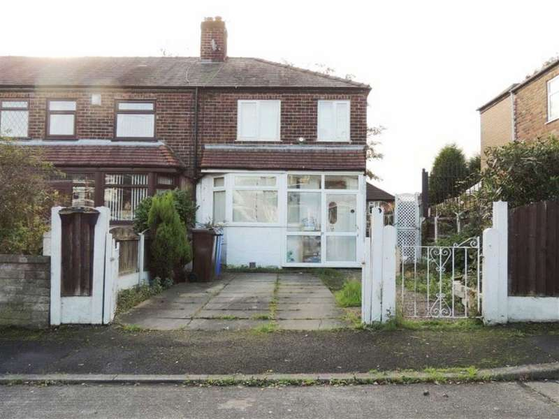 2 Bedrooms Semi Detached House for sale in Morse Road, Newton Heath, Manchester