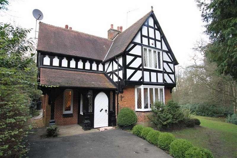 3 Bedrooms Cottage House for rent in Warren Wood, Hatfield, Kentish Lane Herts, AL9