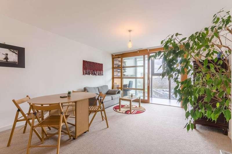 1 Bedroom Flat for sale in Falcon Wharf, Battersea, SW11