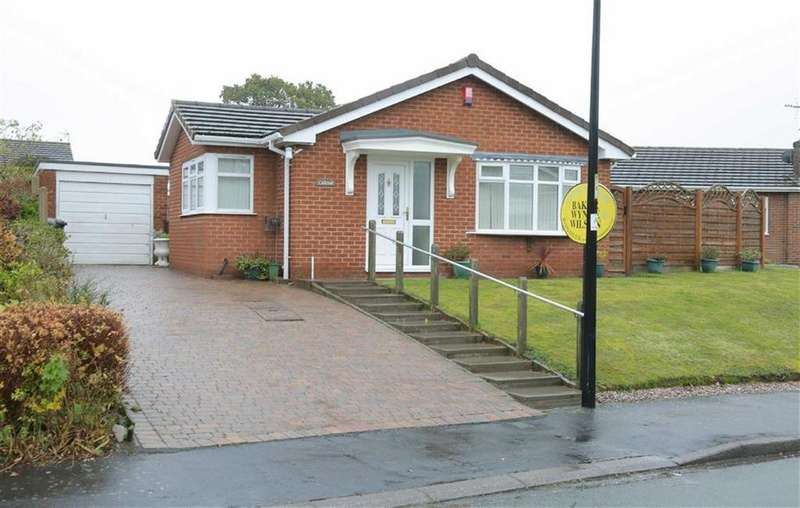 2 Bedrooms Detached Bungalow for sale in Windmill Drive, Audlem Crewe, Cheshire
