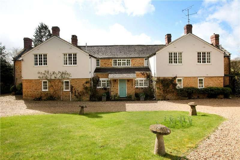 6 Bedrooms Detached House for sale in Blackford, Yeovil, Somerset, BA22