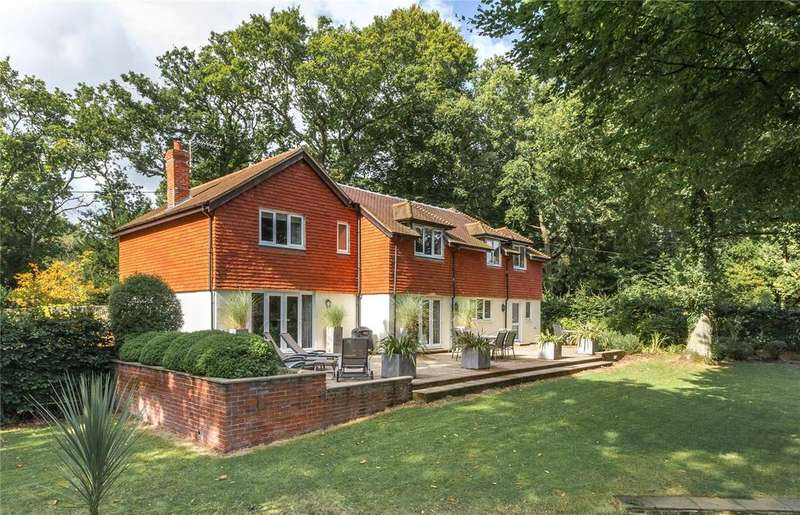 6 Bedrooms Detached House for sale in Bepton, Midhurst, West Sussex, GU29