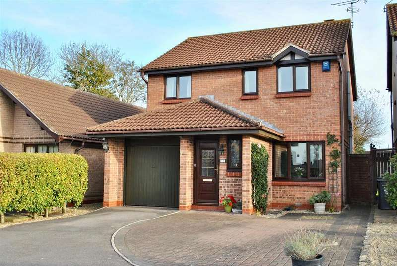 4 Bedrooms Detached House for sale in The Oaks