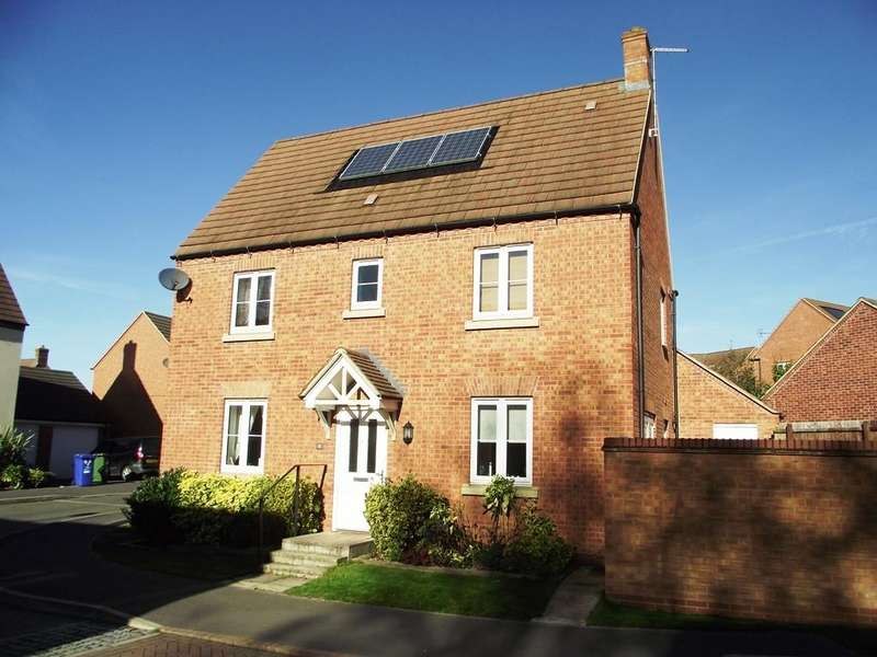 3 Bedrooms Detached House for sale in Paddock Close, Silverstone