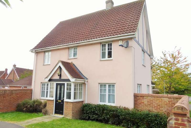 3 Bedrooms Link Detached House for sale in Norwich