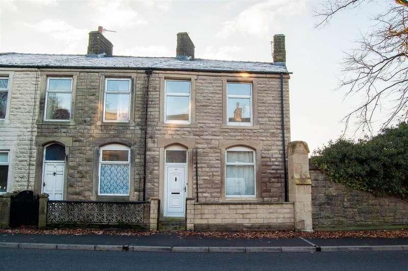 2 Bedrooms Terraced House for sale in Blackburn Road, Padiham, Burnley