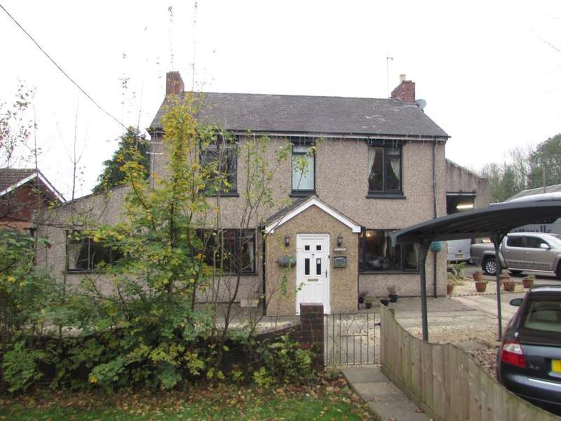 3 Bedrooms Detached House for sale in Southam Road, Long Itchington, Southam CV47