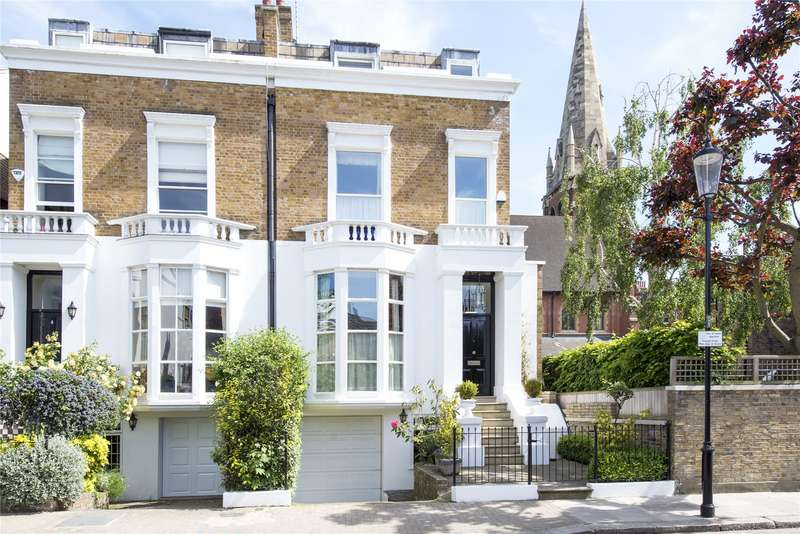6 Bedrooms End Of Terrace House for sale in Elm Park Road, Chelsea, London, SW3