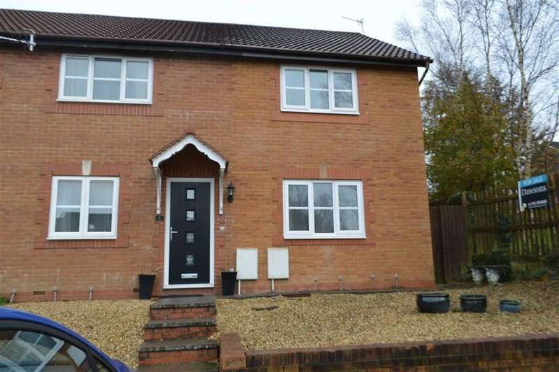 3 Bedrooms End Of Terrace House for sale in Tegfan, Swansea, SA4