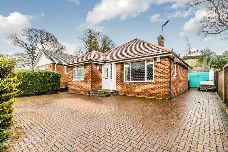 3 Bedrooms Detached Bungalow for sale in Milton Road, Cowplain, Waterlooville, PO8
