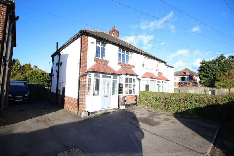3 Bedrooms Semi Detached House for sale in Greenhill Main Road, Sheffield, S8