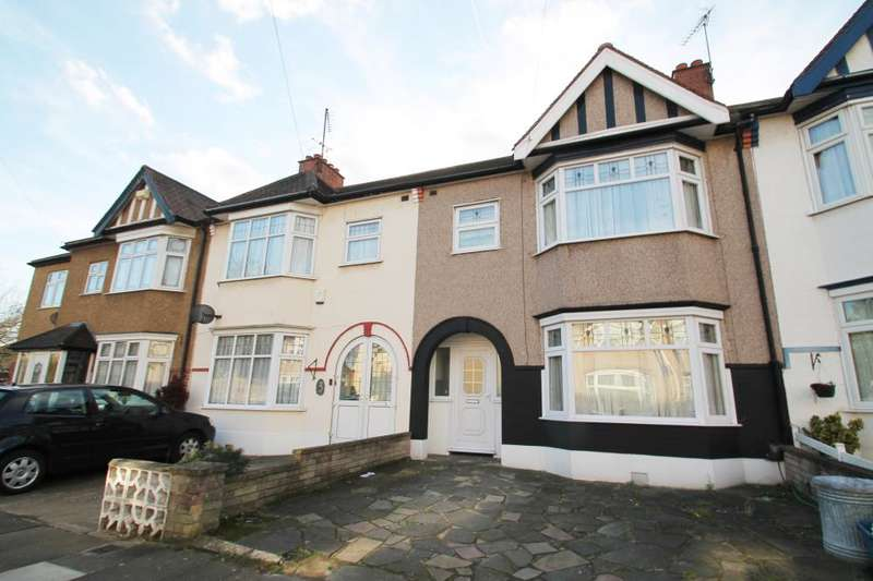 3 Bedrooms Terraced House for sale in STAPLEFORD AVENUE, NEWBURY PARK
