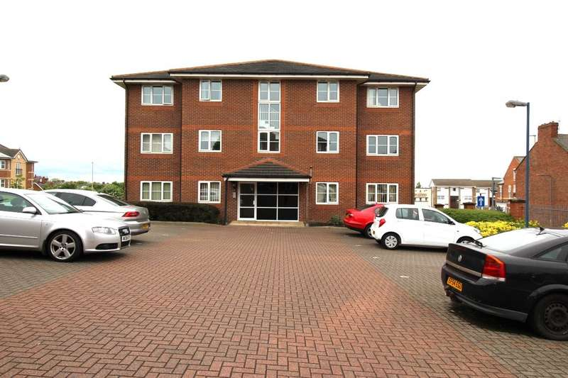 2 Bedrooms Flat for sale in Spohr Terrace, South Shields, NE33
