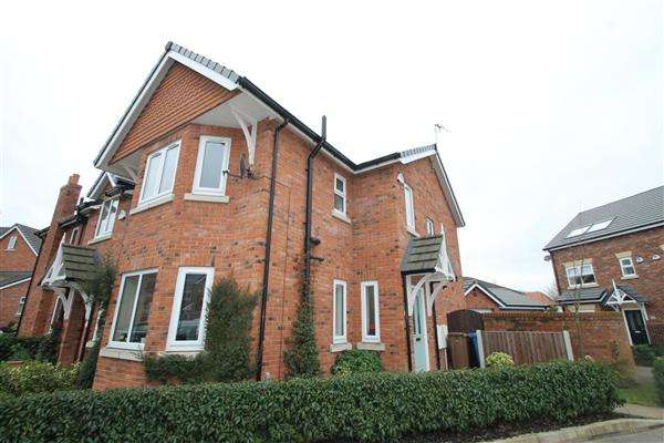 3 Bedrooms Semi Detached House for sale in Chorlton Brook, Monton