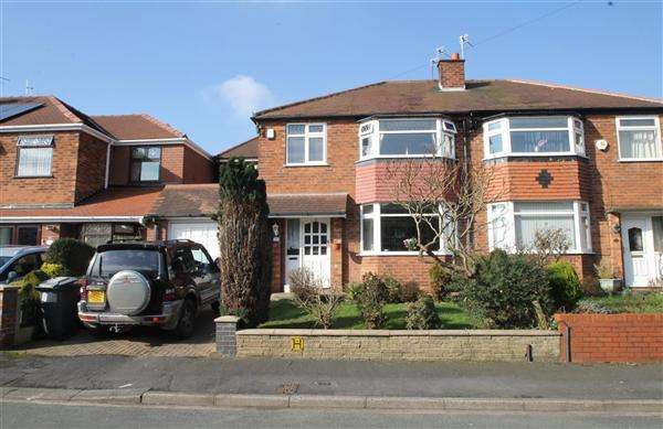 4 Bedrooms Semi Detached House for sale in Stetchworth Drive, Boothstown