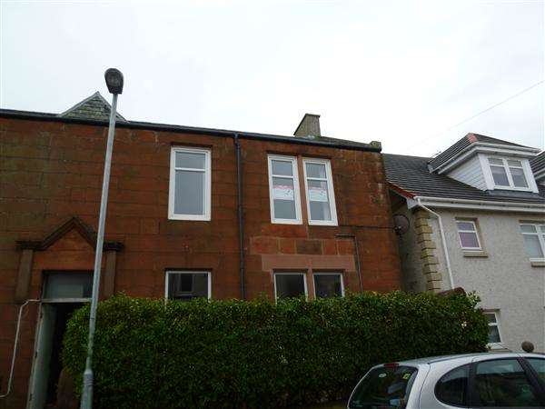 2 Bedrooms Apartment Flat for sale in Wellpark Road, Saltcoats