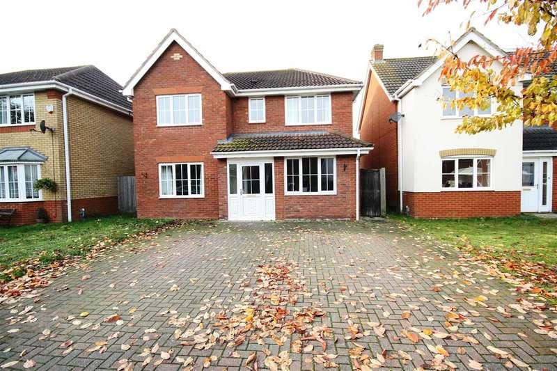4 Bedrooms Detached House for rent in Morgan Drive, Ipswich