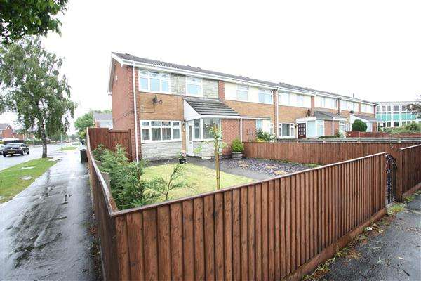 3 Bedrooms End Of Terrace House for rent in Capenhurst Lane, Whtiby, Ellesmere Port