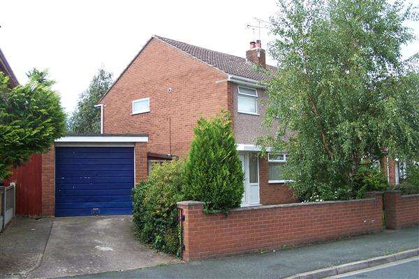 3 Bedrooms Semi Detached House for rent in Websters Lane, Great Sutton, Ellesmere Port