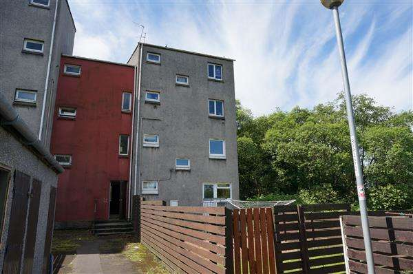 3 Bedrooms Maisonette Flat for sale in Ash Road, Cumbernauld