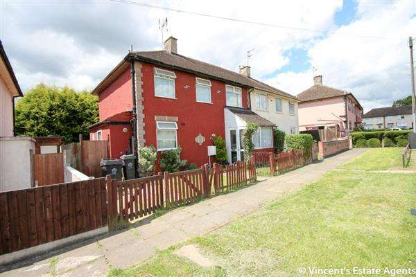 3 Bedrooms Semi Detached House for sale in Blissett Road, Leicester