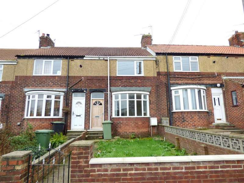 2 Bedrooms Terraced House for sale in Brackenhill Way, Shotton Colliery