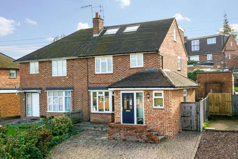 4 Bedrooms Semi Detached House for sale in Tresco Road, Berkhamsted HP4