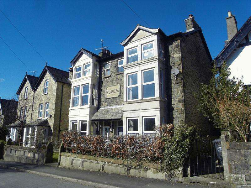 4 Bedrooms Semi Detached House for sale in 3 Highfield Road, Sedbergh