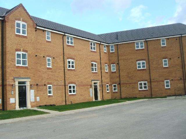 2 Bedrooms Flat for sale in Lowther Crescent, St. Helens
