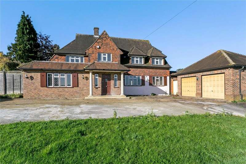 5 Bedrooms Detached House for sale in Harvil Road, Ickenham, Middlesex, UB10