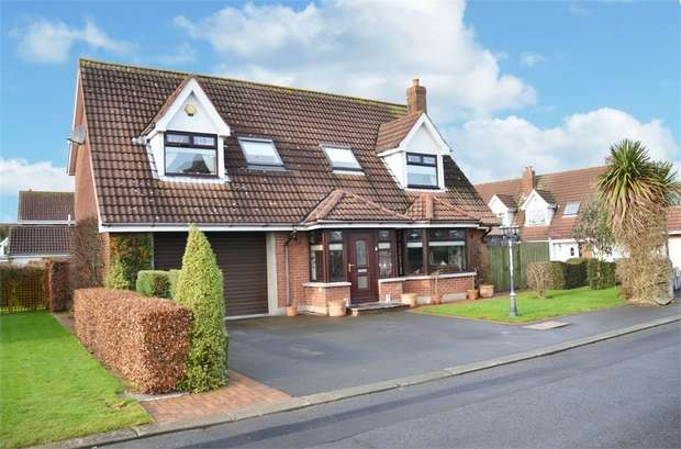 4 Bedrooms Detached House for sale in Brookvale Park, Bangor, County Down