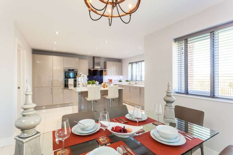 5 Bedrooms Detached House for sale in Green Lane, Scawthorpe, Doncaster, DN5