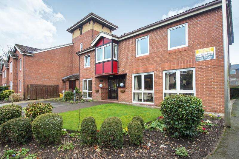 2 Bedrooms Flat for sale in Willow Court, Brookside Road, Gatley