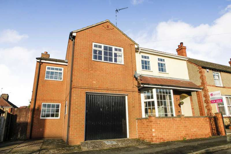 4 Bedrooms Detached House for sale in Wykeham Road, Higham Ferrers