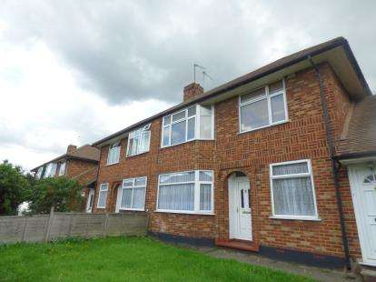 2 Bedrooms Maisonette Flat for sale in Arlington Crescent, Waltham Cross, Hertfordshire
