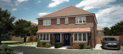 3 Bedrooms Semi Detached House for sale in Hunts Pond Road, Titchfield Common, Hampshire