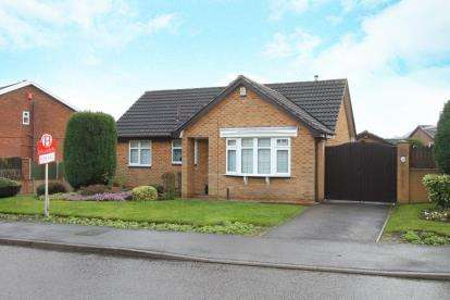 3 Bedrooms Bungalow for sale in Broadlands Avenue, Owlthorpe, Sheffield, South Yorkshire