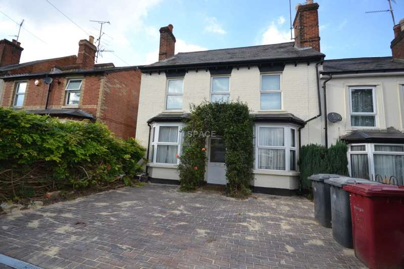 5 Bedrooms End Of Terrace House for rent in Crescent Road, Reading, Berkshire, RG1 5SP