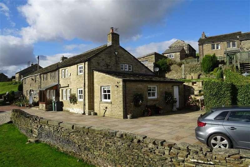 3 Bedrooms Cottage House for sale in Shaw Fields Lane, Slaithwaite, Huddersfield