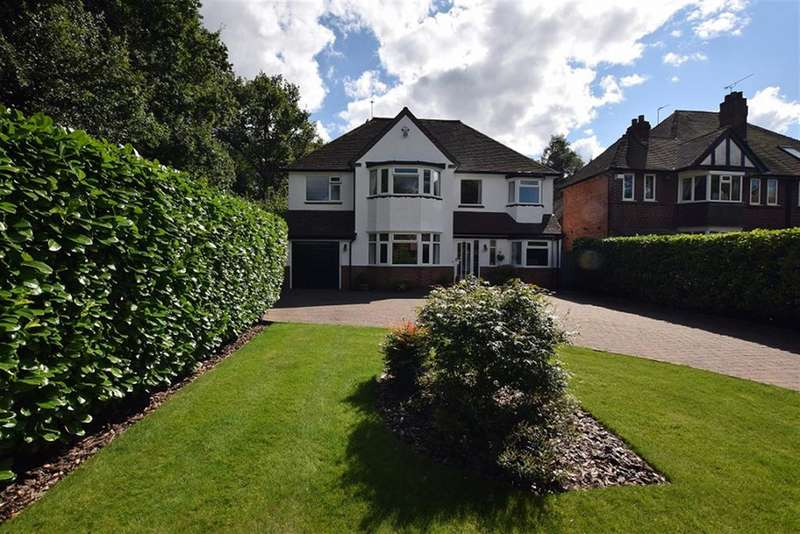 5 Bedrooms Detached House for sale in Streetsbrook Road, Solihull, West Midlands