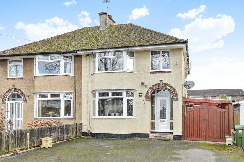 3 Bedrooms Semi Detached House for sale in Brooklyn Road, Cheltenham