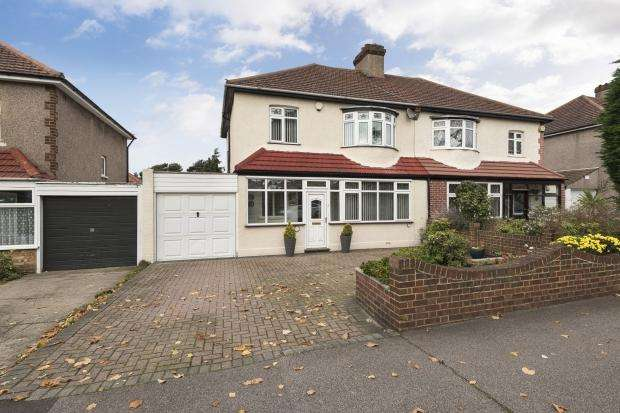 3 Bedrooms Semi Detached House for sale in Woolwich Road, Upper Abbey Wood, SE2