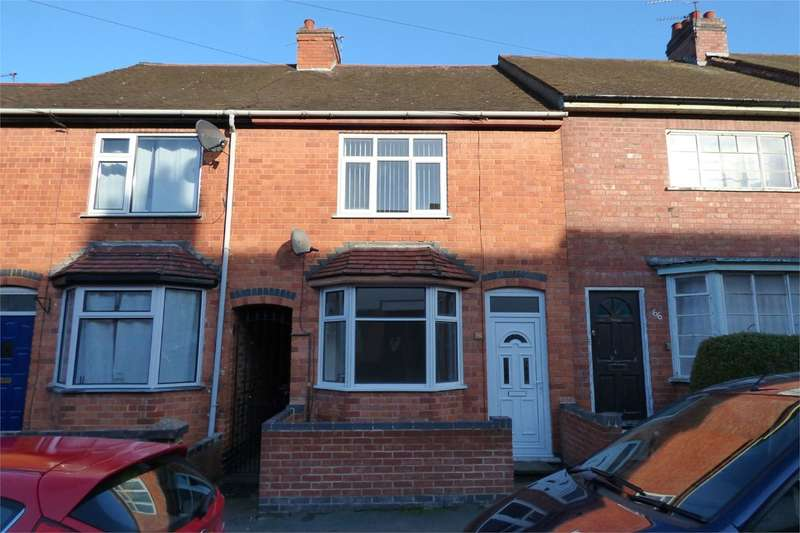 2 Bedrooms Terraced House for sale in Eadie Street, Stockingford, Nuneaton, CV10