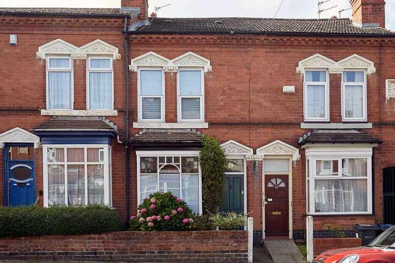 2 Bedrooms Terraced House for sale in Bond Street, Stirchley, Birmingham, B30